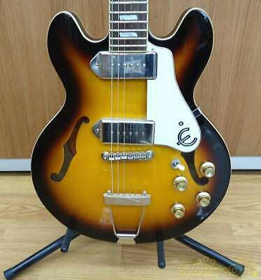 EXCELLENT EPIPHONE CASINO COUPE VS Used With Soft Case From Japan Free Shipping • 502.81£