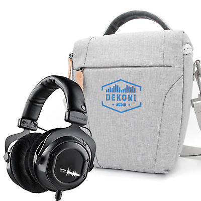 Beyerdynamic Custom Studio Headphone & Dekoni Audio Headphone Savior – Grey • 181.03£