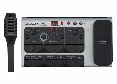 Zoom V6 Pedal Multi-Effects For Voice • 319.70£