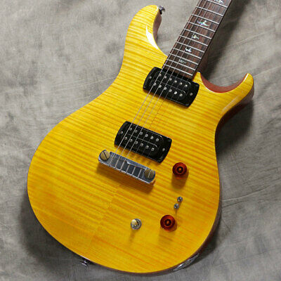 Paul Reed Smith Prs Se Pauls Guitar Amber _15841 • 1,179.97£