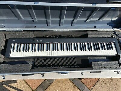 Casio CDP-S100 Digital Piano 88 Fully Weighted Hammer Action Keys W/ Hard Case  • 399.99£