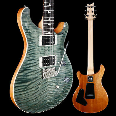 PRS Paul Reed Smith CE24 Bolt-On, Pattern Thin, Trampas Green 210 7lbs 12.3oz • 1,534.98£