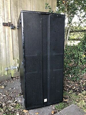 PAIR - The Box Pro TP218/1600 MkIII PA Speakers - PAIR!  • 900£