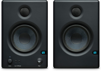 PreSonus Eris E4.5 4.5-inch, 2-way, High-Definition Active Studio Monitors • 169.67£