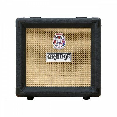 Orange Micro Dark 1x8  Speaker Cabinet (PPC108-BK) (Tatty Box) • 75£