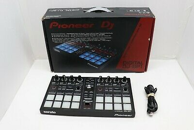 Pioneer DJ DDJ-SP1  With Authentic Deck Saver  - Controller For Serato • 134.87£