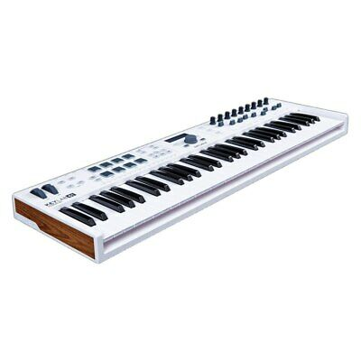 Arturia KeyLab Essential 61 Keyboard Controller With 6000 Synth Sounds • 190.71£