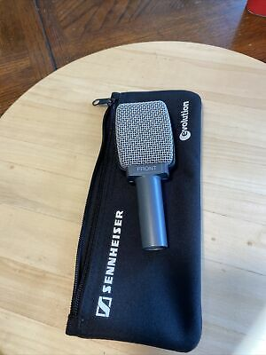 Sennheiser E609 Dynamic Cable Professional Microphone - Silver • 67.44£