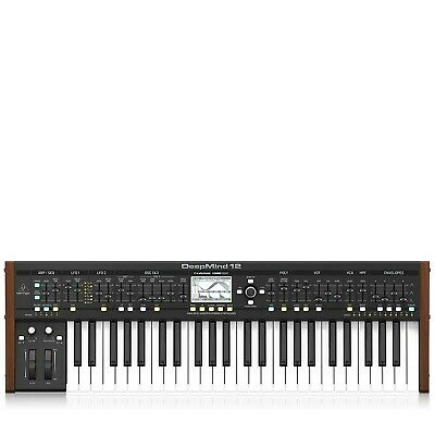 Behringer DEEPMIND 12 Synthesizer • 2,344.13£