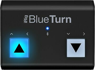 IK Multimedia IRig BlueTurn Bluetooth Page Turner For IOS And Android • 186.16£