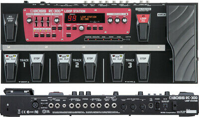 Boss RC-300 Loop Station With Hard Case • 399£
