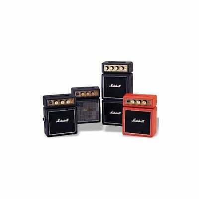 Marshall MS-2 Mini Amp for Guitar Available in 3 Colours or MS-4 in Black