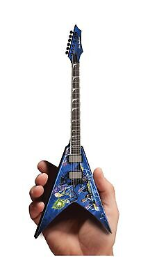 Axe Heaven Megadeth Dave Mustaine Rust In Peace Dean 1/4 Scale Guitar • 36.17£