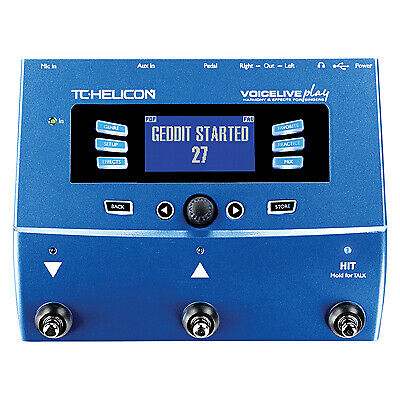 TC HELICON VoiceLive Play - Harmony And Effects For Singers • 248.86£