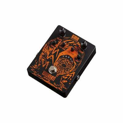 KMA Audio Machines Wurhm Distortion Limited Edition Pedal - Boss HM-2 Clone