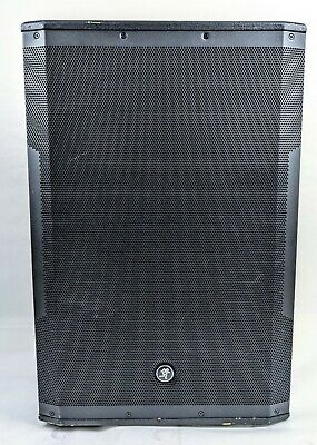 Mackie SRM650 1600 W 15  High-Def Powered Active PA Speaker - Bi-Amped + COVER! • 383.30£