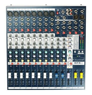 Soundcraft Efx8 Mixer Inc Fx • 260£