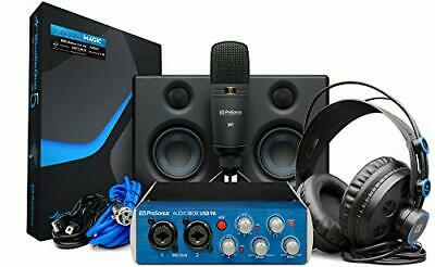 PreSonus AudioBox Studio Ultimate Bundle Complete • 224.28£
