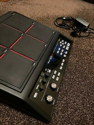 Roland SPD-SX Sample Pad And Roland PDS-10 Stand • 500£