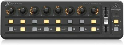BEHRINGER X-TOUCH MINI Universal USB Controller Audio Ultra-Compact Recording • 87.79£
