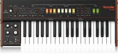 New Behringer VC340 37-key Authentic Analog Synthesizer Auth Dealer Make Offer! • 421.35£