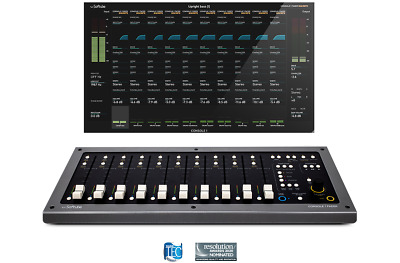 Softube Console 1 Fader - DAW Controller With 10 Motorised Faders - Brand New • 458£