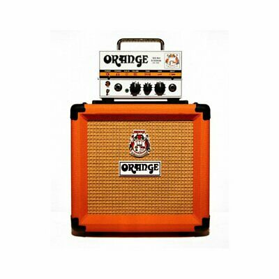 Orange Micro Terror Guitar Amp Head & PPC108 1x8  Cabinet • 184£