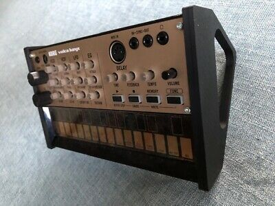 Korg Volca Keys Beats Drum Bass FM Nubass Kick Stand • 12£