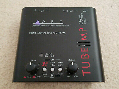ART Tube MP Microphone Pre Amp With Original Power Supply  • 28.94£