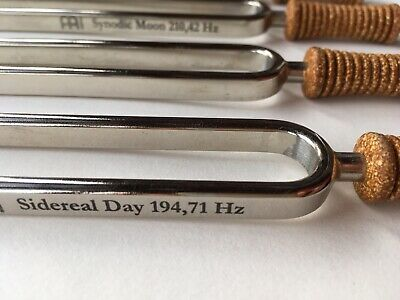 Meinl Planetary Tuned Sidereal Day Tuning Fork - Excellent Condition • 23.99£
