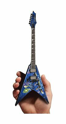 Axe Heaven Megadeth Dave Mustaine Rust In Peace Dean 1/4 Scale Guitar • 38.21£