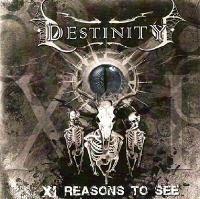 Destinity - 11 Reasons To See CD #131000 • 12.73£