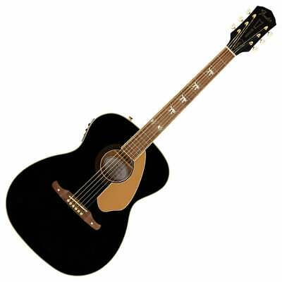 Fender Tim Armstrong 10th Anniversary Hellcat Electro-Acoustic Guitar, Black • 419£