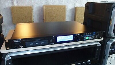 Tascam SS-CDR250N Two-Channel Networking CD And Media Recorder SSCDR250N **MINT! • 734.57£