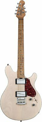 Sterling By Music Man JV60-TBM Valentine Trans Buttermilk With Bag NEW! • 388.97£