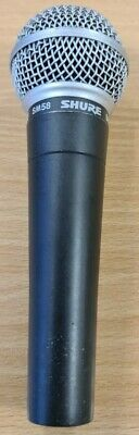 5094 Shure SM58 Microphone - FAULTY • 0.99£