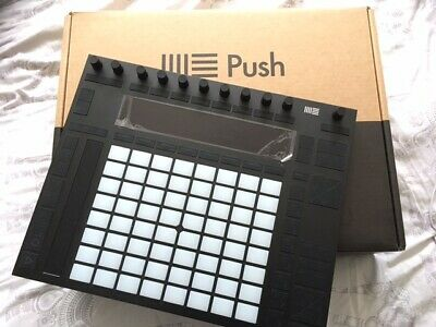Ableton Push 2 Midi Controller For Live 9 10 11 • 475£