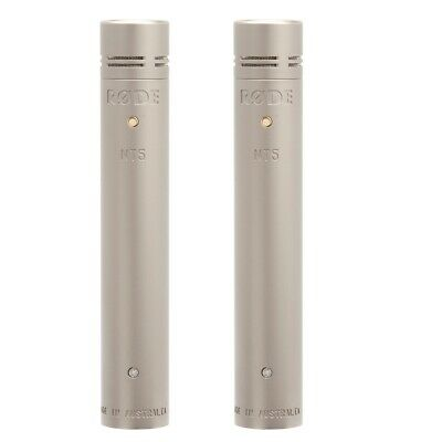 Rode NT5 Matched Pair Cardioid Condenser Microphones