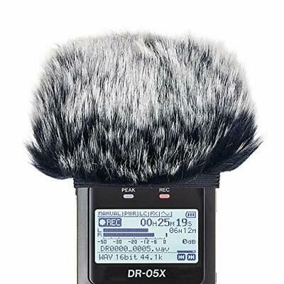 Outdoor Microphone Windscreen For Tascam DR 05X DR 05 Mic Recorders,Furry furry