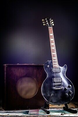 Awesome 1995 Gibson Usa Les Paul Studio Electric Guitar