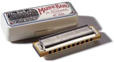 Hohner Marine Band in D