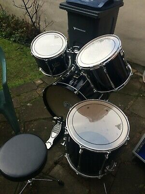 **LIMITED FREE ENGLAND DELIVERY NOW INCLUDED** Yamaha Stage Custom rock drum kit