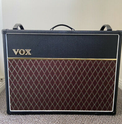 Vox AC30 - AC30C2 Guitar Amp Amplifier - With Leather Case