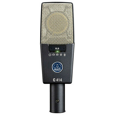 Akg C414 XLS Refernce Multipattern Condenser Microphone (USED)