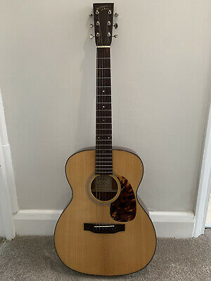 Recording King RO-T16 Acoustic Guitar And Gator Hard Shell Case / Mint Con.