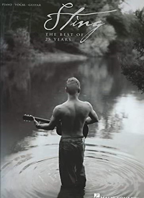 Sting: The Best Of 25 Years Piano/Vocal/guitar