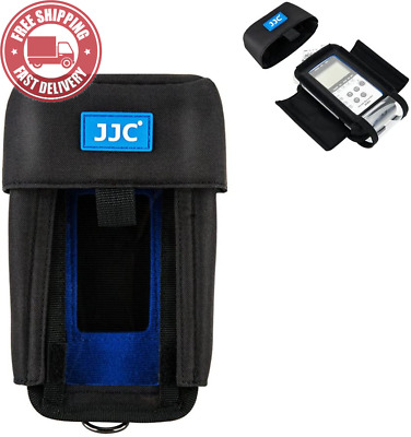 JJC H4N Protective Carrying Storage Pouch Case Bag for Zoom H4N Pro All Black &