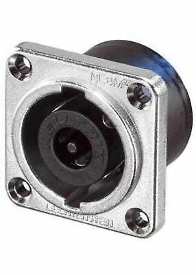 Neutrik NL8MD-V  Speakon 8 Pole Chassis Mount Connector Vertical PCB Mount • 8.94£