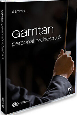 NEW Garritan Personal Orchestra 5 Orchestral Sample Library Instrument • 91.12£