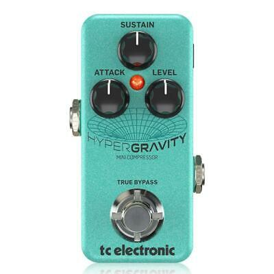 TC Electronic HyperGravity Mini Compressor • 78.97£